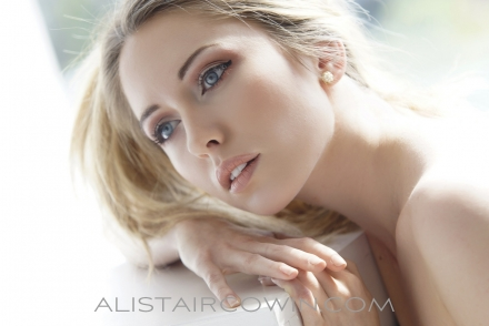 Interview with Beauty Photographer Alistair Cowin